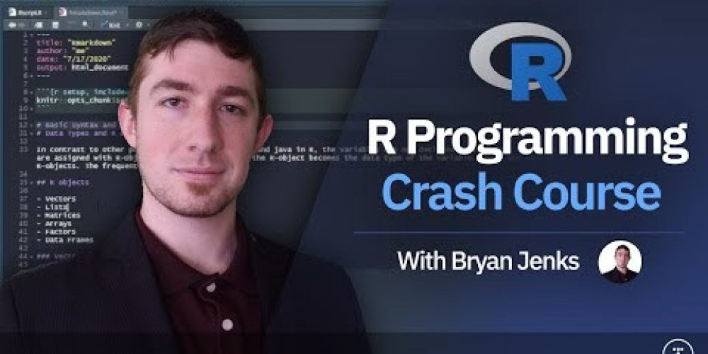 R Programming Crash Course