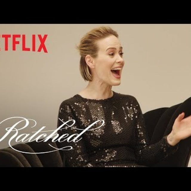 Ratched Cast Reads A 1940's Guide To Hiring Women   Netflix