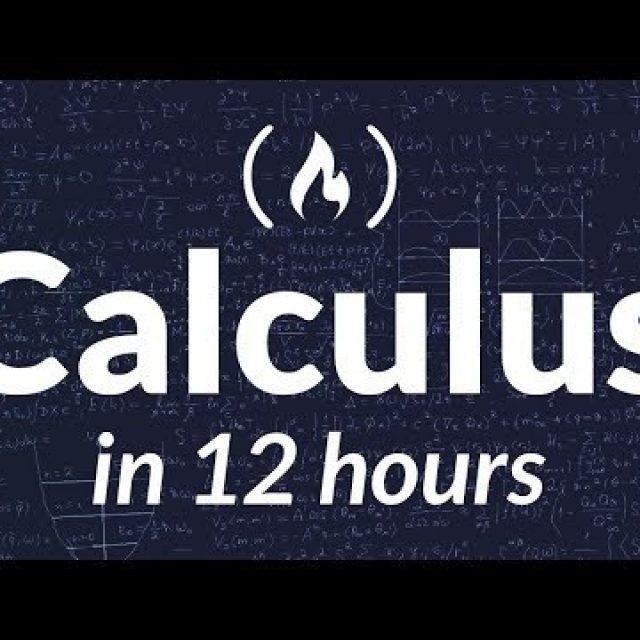Calculus 1 – Full College Course