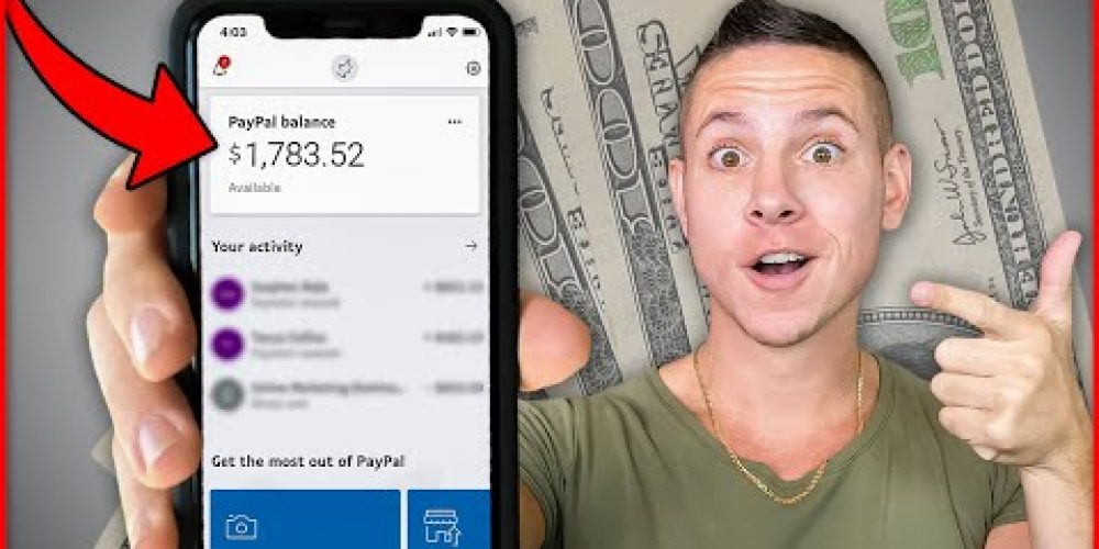 3 Ways To Make $100 A Day On Your Smartphone! (Work From Home to Make Money Online!)