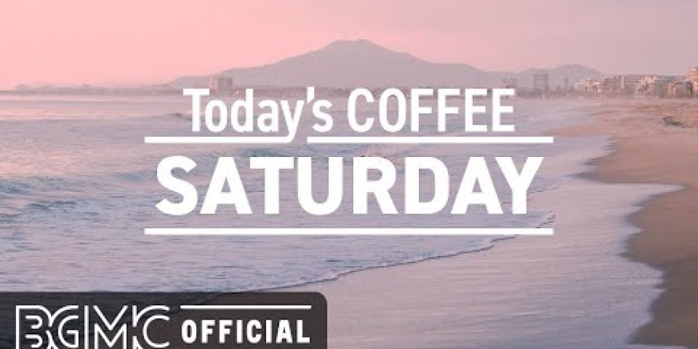 SATURDAY CAFE HAWAIIAN: Summer Unwind Day – Sunset Beach Instrumental Surf Music to Rest, Relax