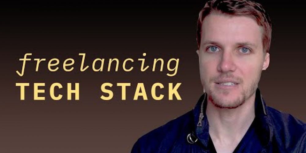 The BEST Tech Stack for freelancing right now (imo)