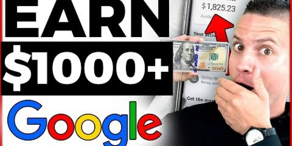 Earn $1,000+ Searching Google for FREE (WORKING <img src=