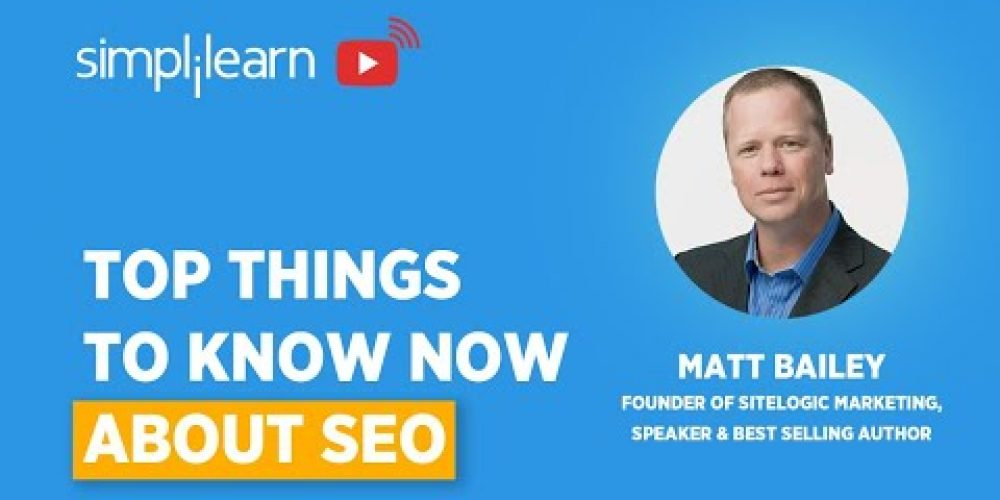 Top Things To Know Now About SEO In 2020 | SEO Tools 2020 | SEO Changes In 2020 | Simplilearn