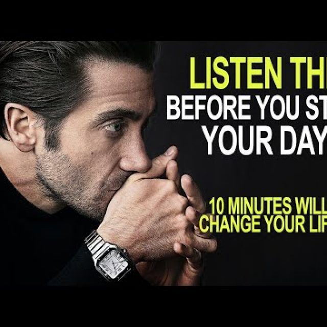 BEST VERSION OF YOURSELF | *must hear* Motivational Video 2020