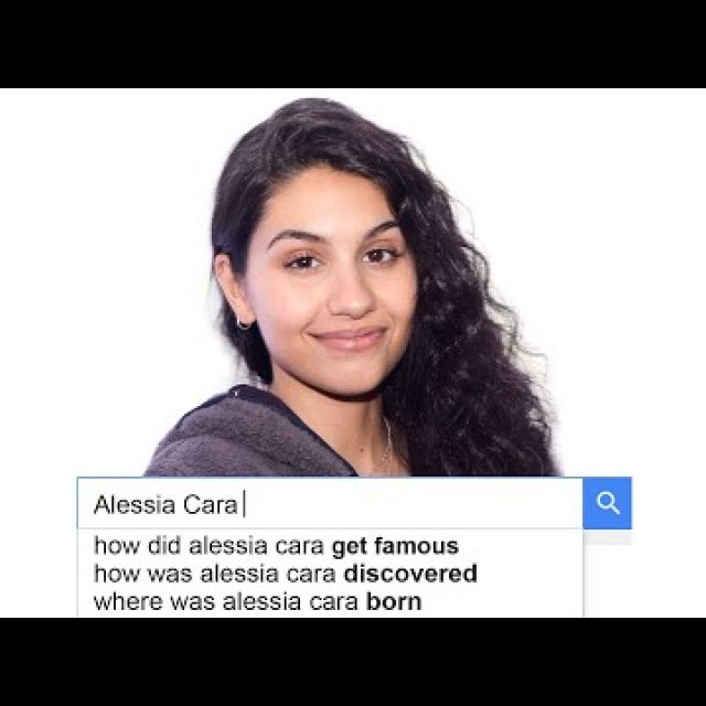 Alessia Cara Answers the Web's Most Searched Questions | WIRED