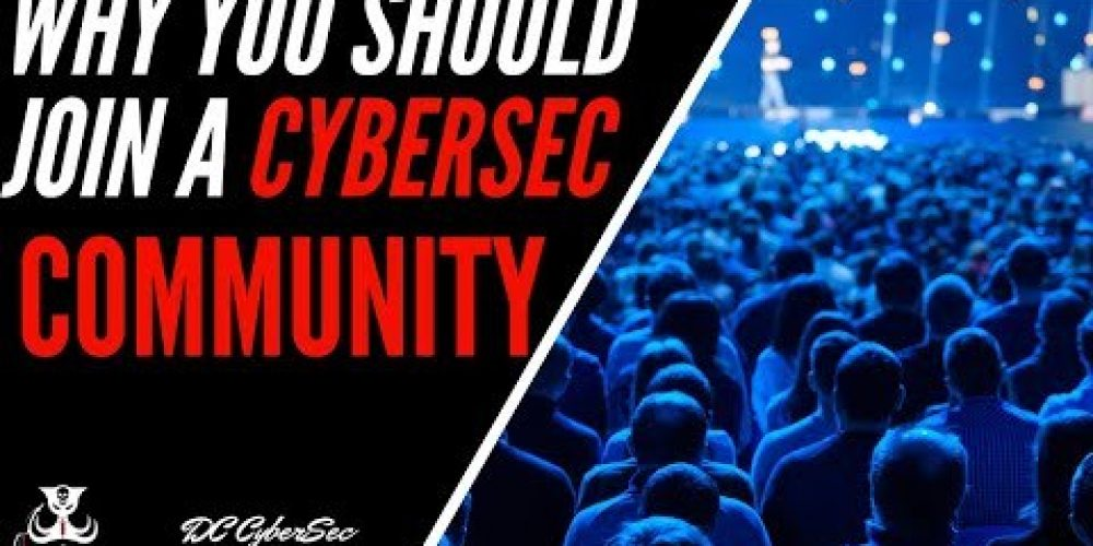Cyber Security Communities – Why You Need To Rub Shoulders With Other Professionals!