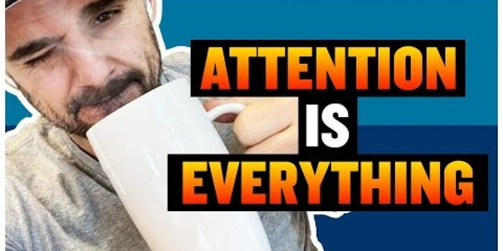 How to Take Your Current Attention to the Next Level | Tea With GaryVee