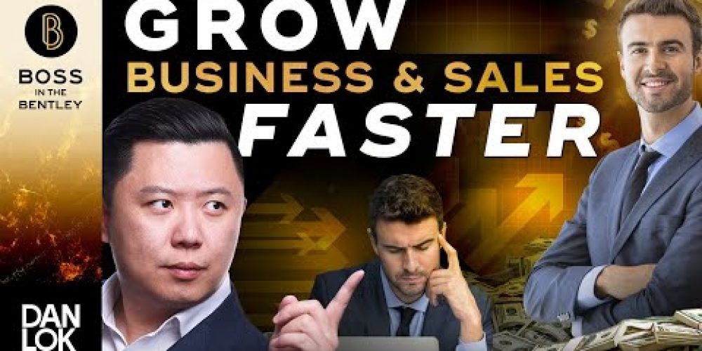 How To Grow Your Business And Sales Faster