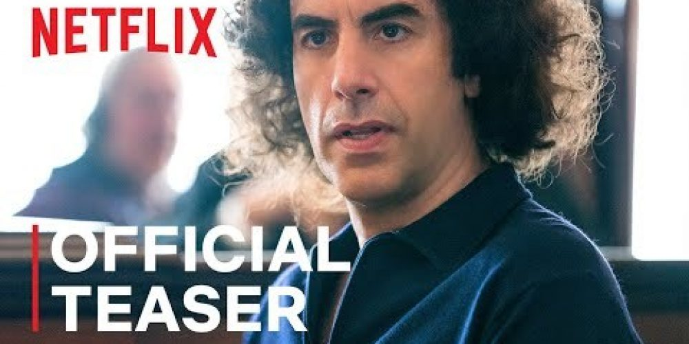 The Trial of the Chicago 7 | Official Teaser Trailer | Netflix Film