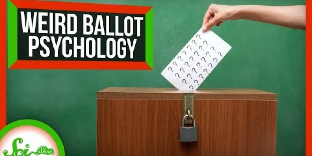 Ballot Design Has a Sneaky Influence on Your Vote