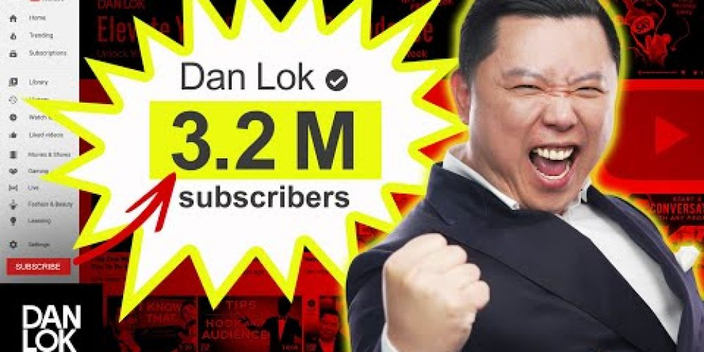 Thank You To Our 3.2+ Million Subscribers!