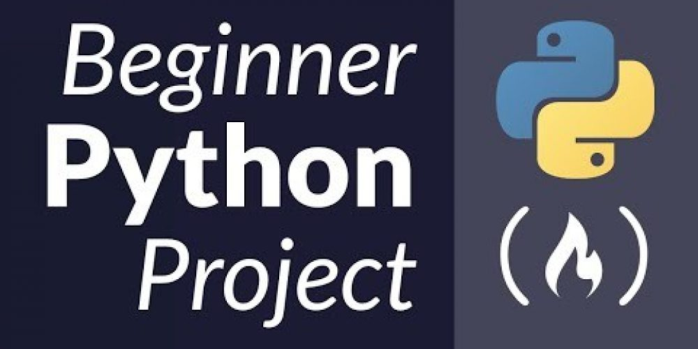 Python Project Tutorial – Your First Python Project