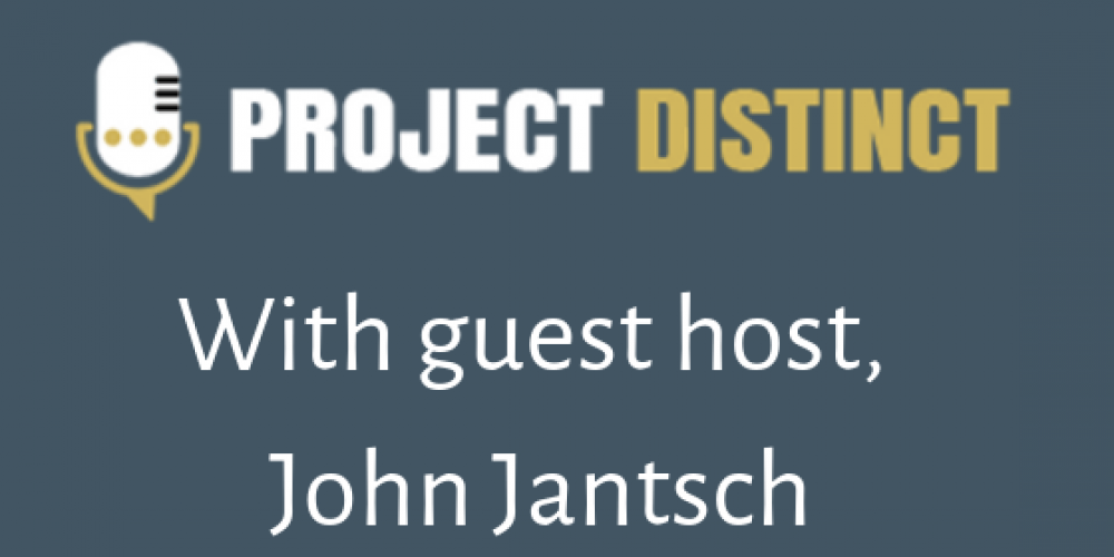 Project Distinct Podcast – The Self-Reliant Entrepreneur