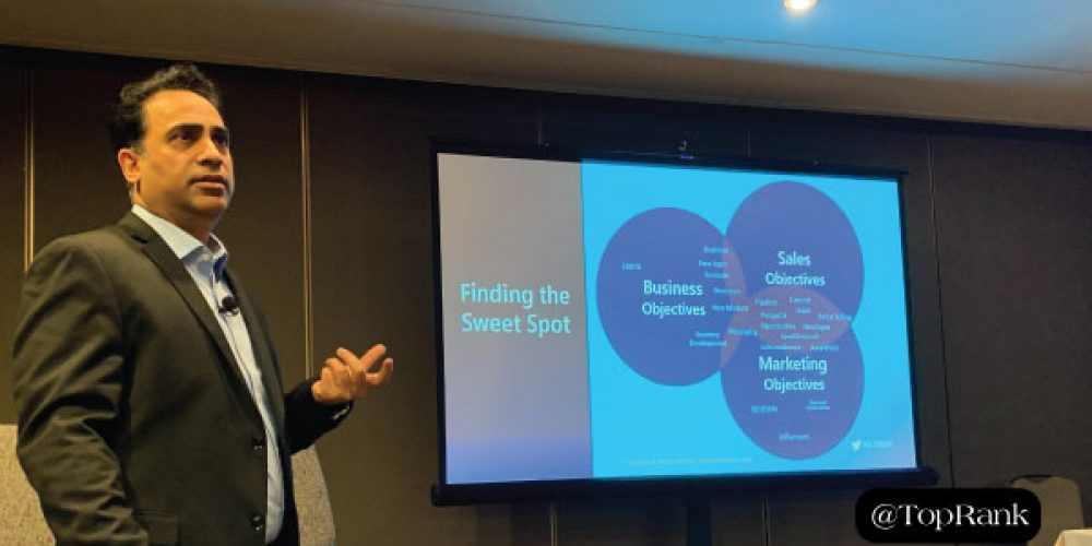 Sales & Marketing Alignment: Shahid Javed Shares How to Go from Hate to Love in 60 Days