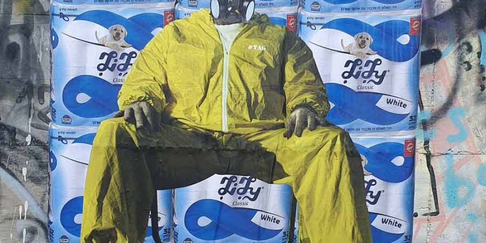 Street Art en tiempos del coronavirus