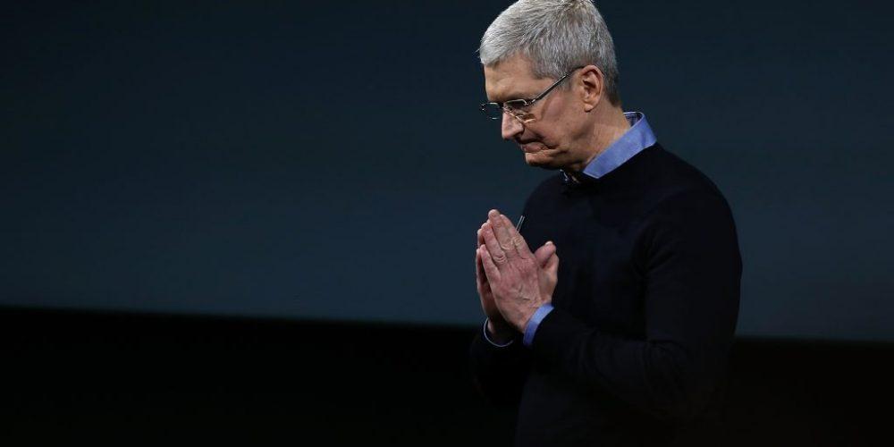 Apple no vendió los iPhone esperados en diciembre
