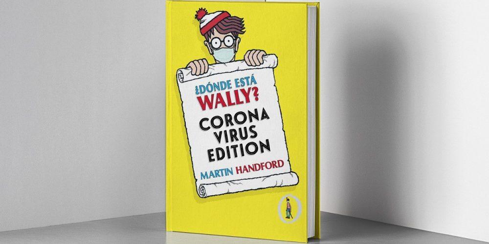 """¿Cómo sería el libro """"¿Dónde está Wally?"""" en época del coronavirus?"""